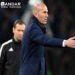 Ramalan Zinedine Zidane Real Madrid 2019  Mengalami Keterpurukan